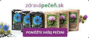 Zdravapecen.sk banner